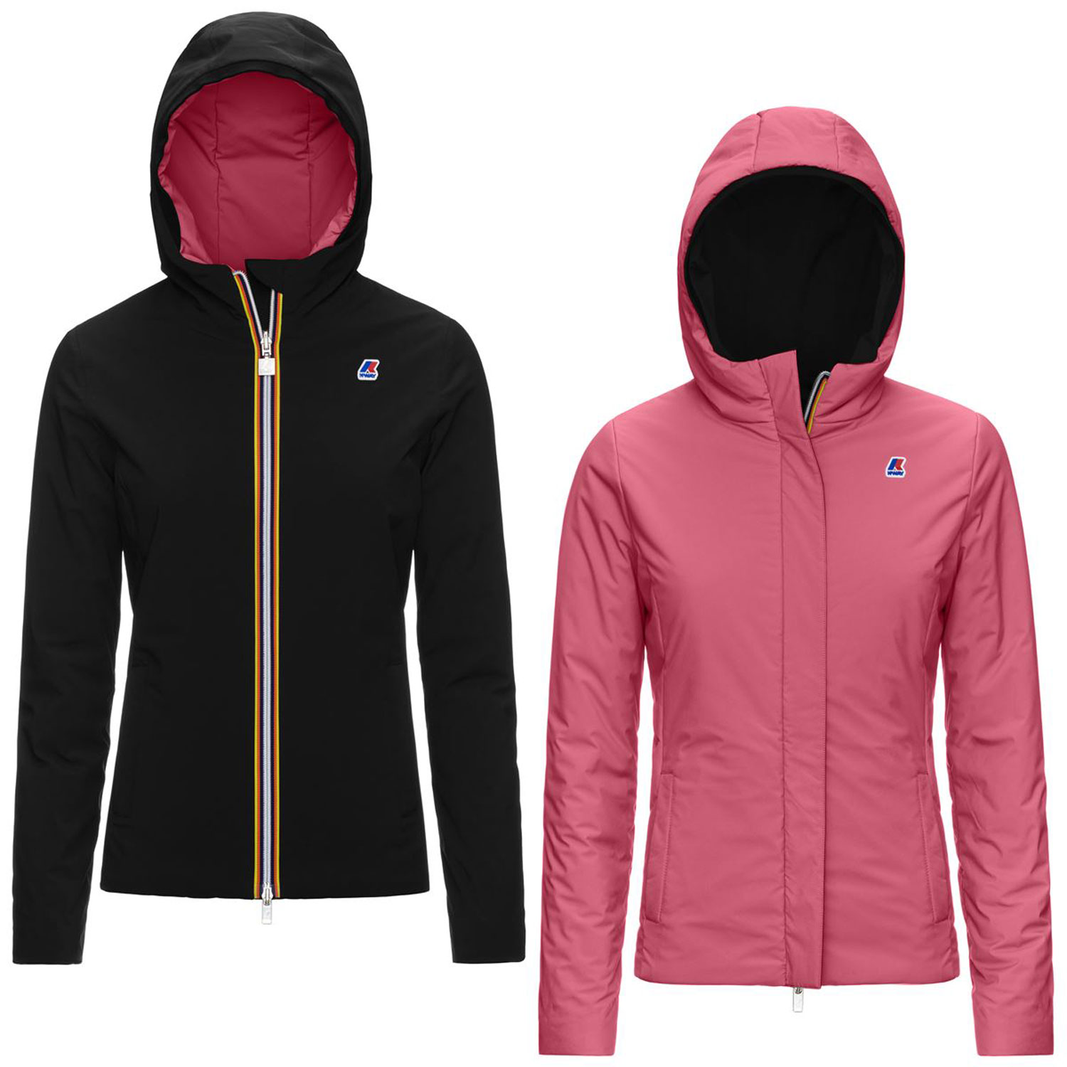 Kway Lily Warm Double Black Pure Red Charlet