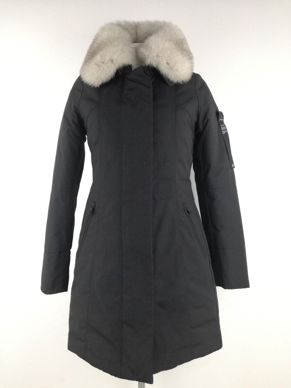 Peuterey Metropolitan CR 01 Fur Nero