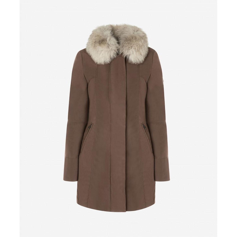 Peuterey Metropolitan GB Fur Marrone