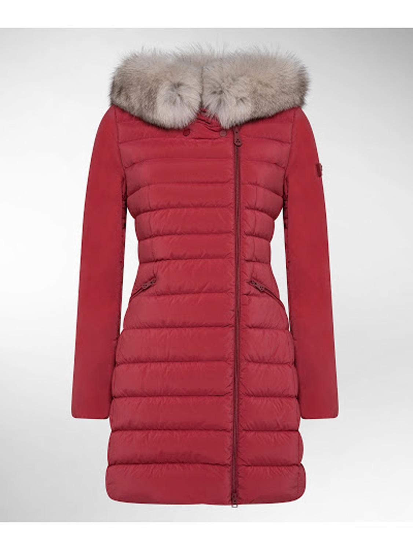 Peuterey Seriola ML 03 Fur Rosso