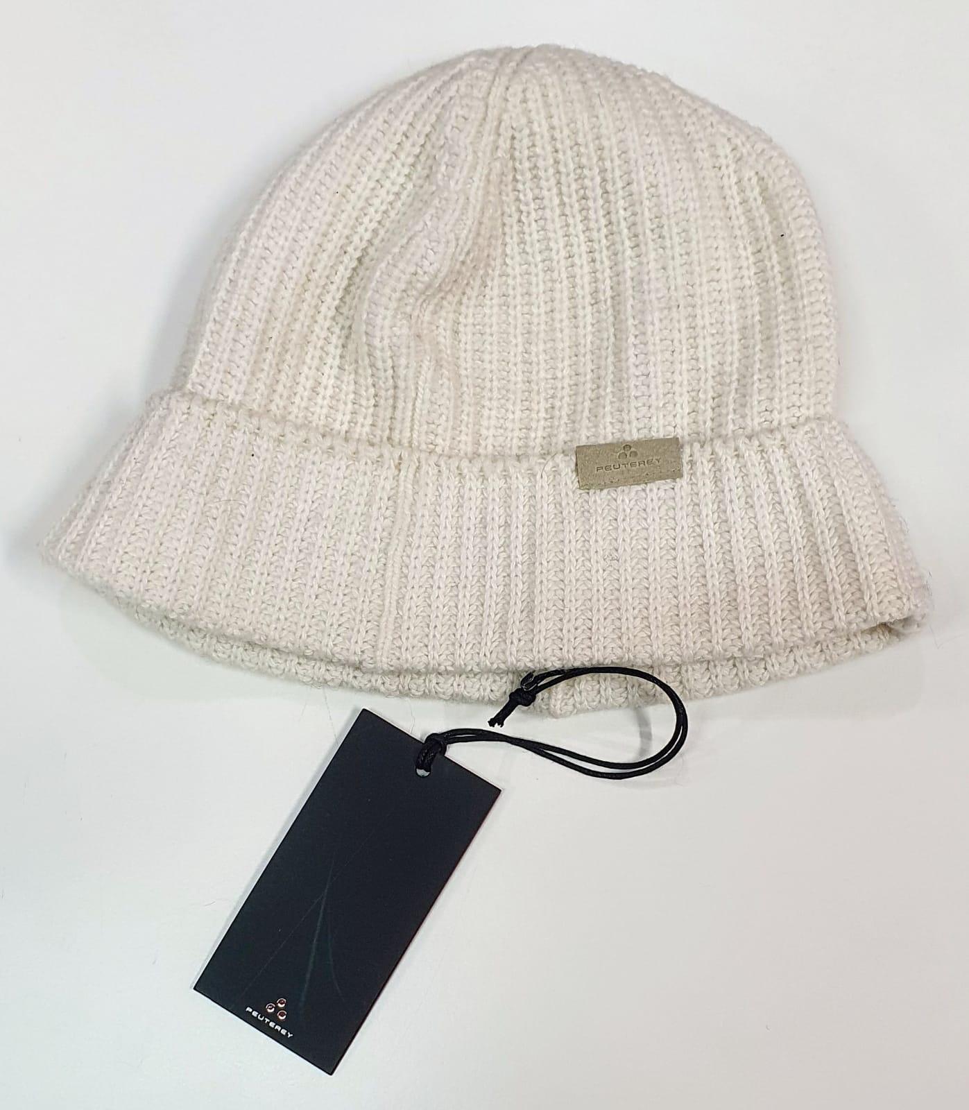 Puterey cappello bianco