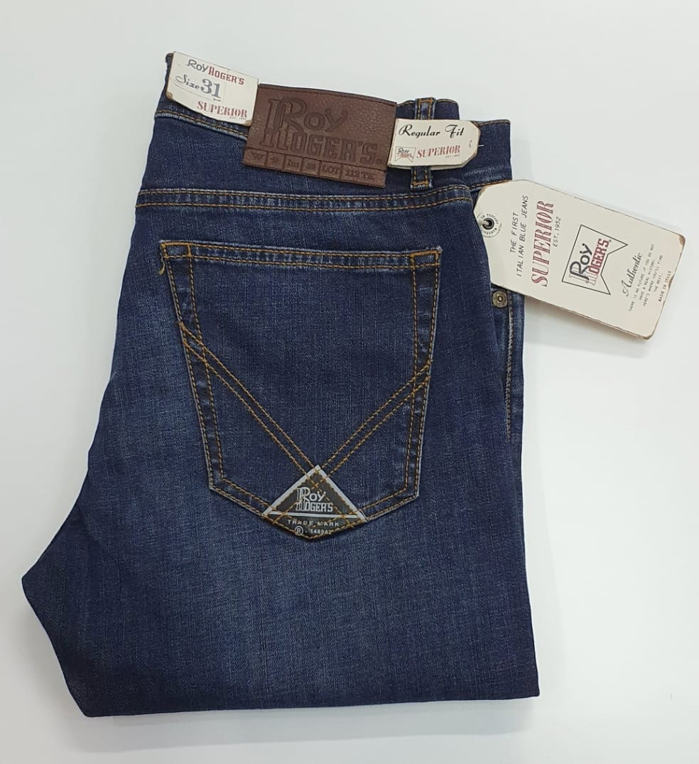 ROY ROGERS JEANS CULT SUPERIOR PATER