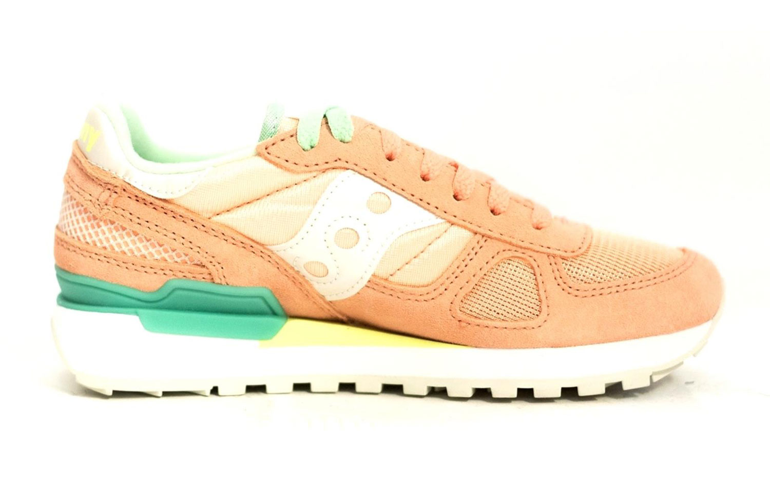 Saucony Donna Shadow Original Melone Verde