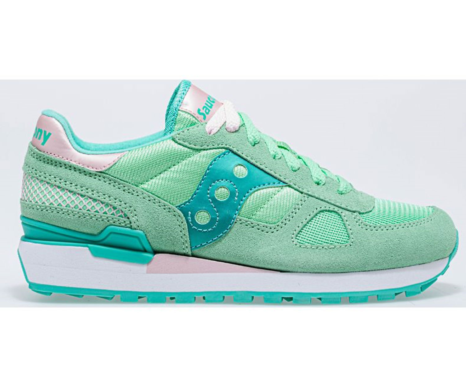 Saucony Donna Shadow Original Menta Verde