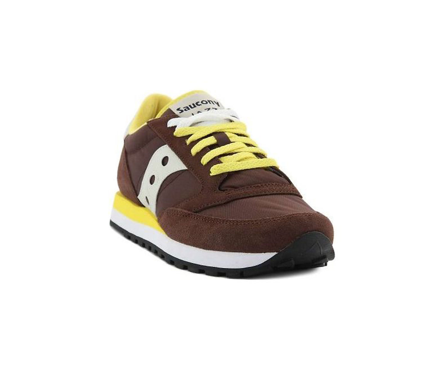 Saucony Uomo Jazz Original Marrone Giallo