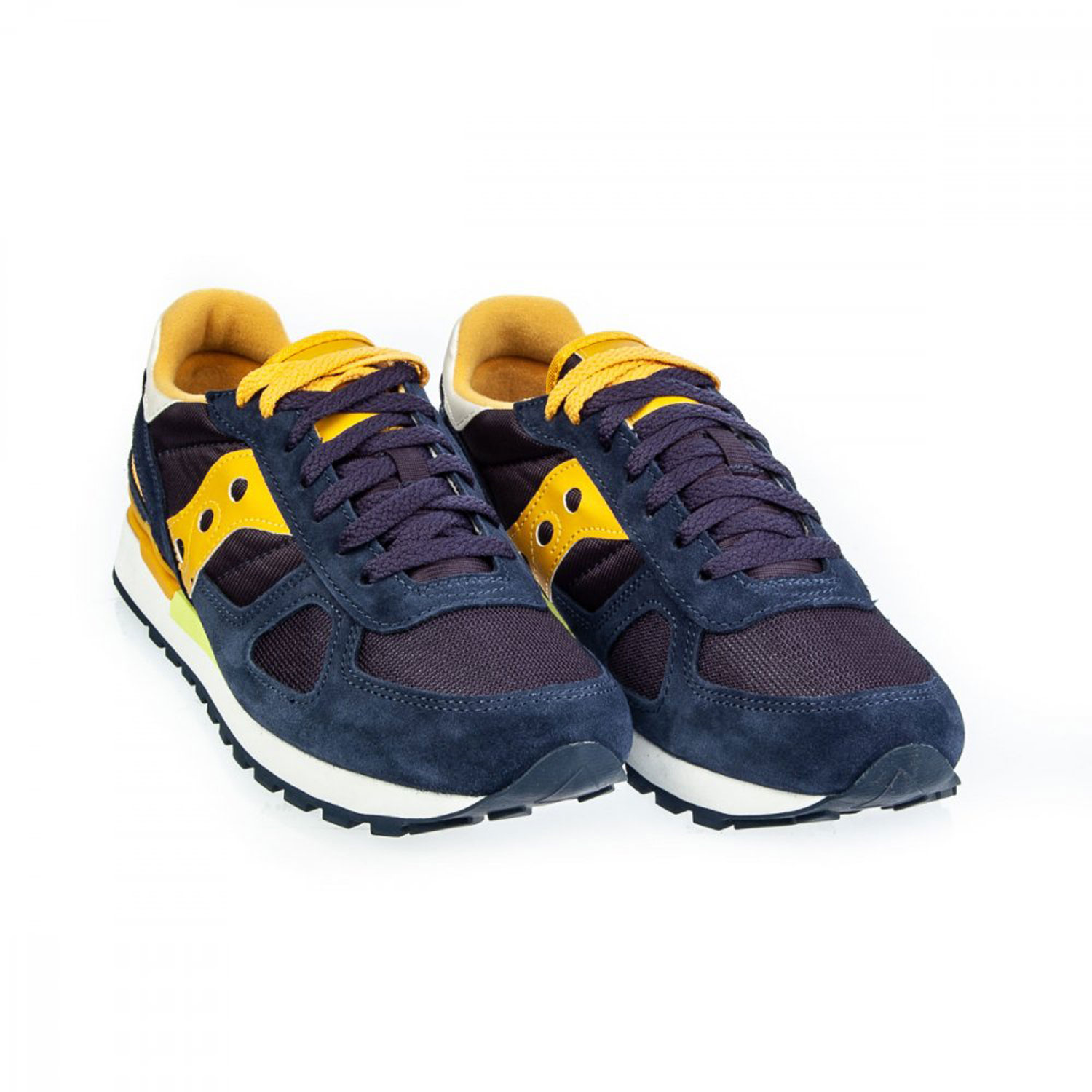 Saucony Uomo Shadow Original Navy Mostarda