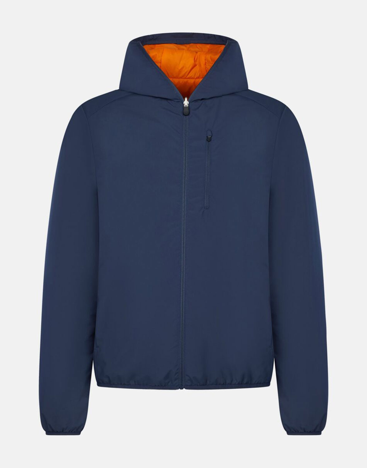 Save The Duck D3360M MATTY BLU NAVY ARANCIO
