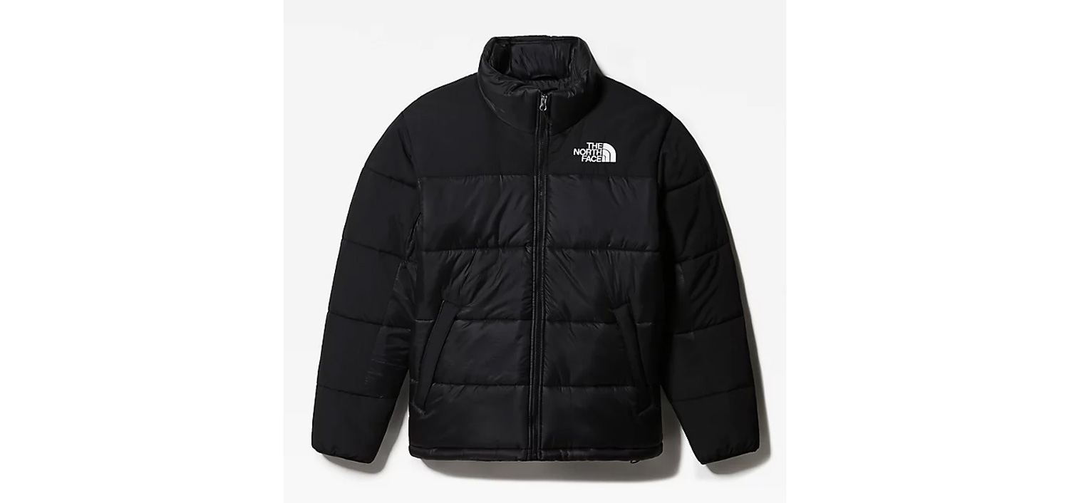 THE NORTH FACE GIACCA IN PIUMINO UOMO HIMALAYAN NERO