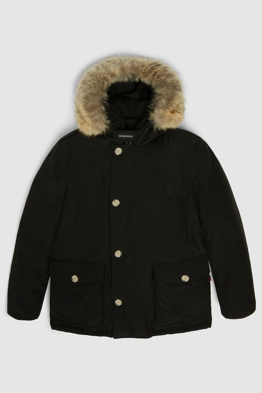 Woolrich Arctic Anorak Nero