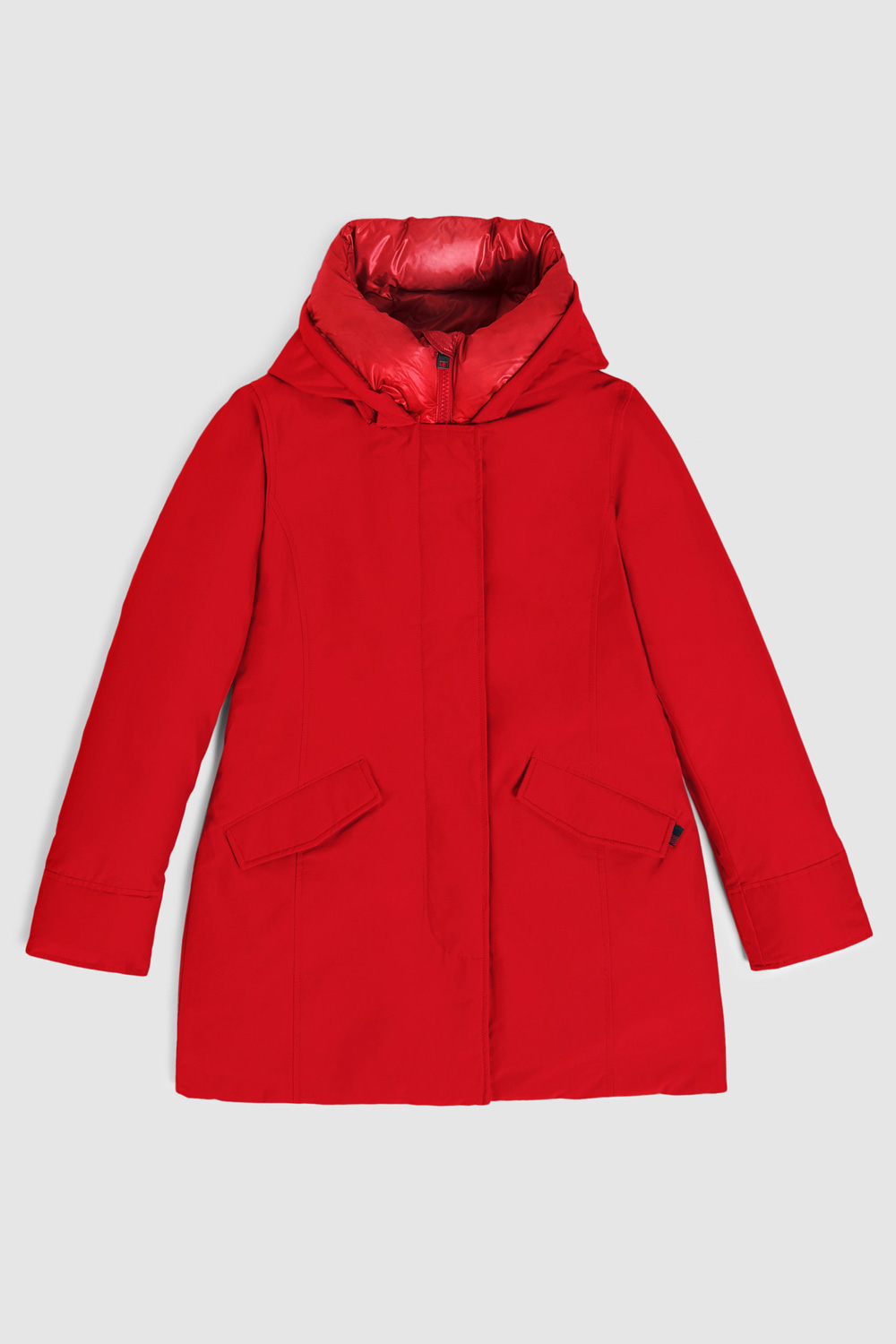 Woolrich Arctic Parka Nf Rosso Scarlatto
