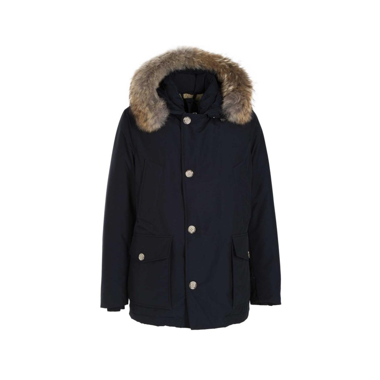 Woolrich Artic Anorak Blu