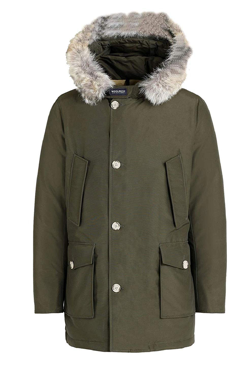 Woolrich Artic Anorak Verde