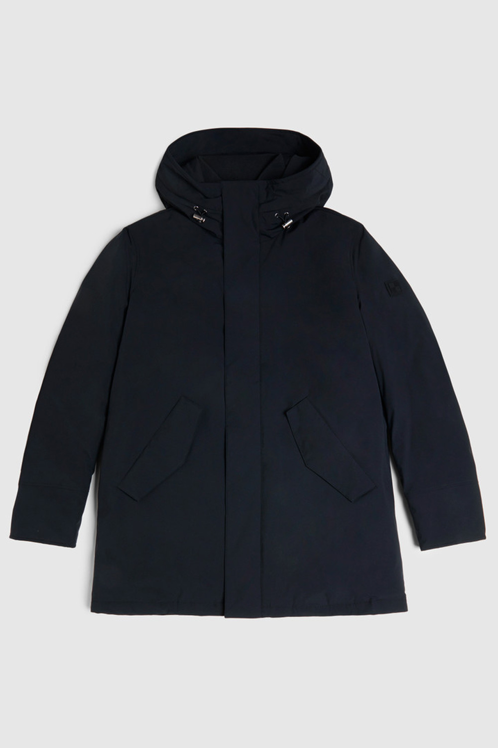 Woolrich Mountain Parka stretch blu