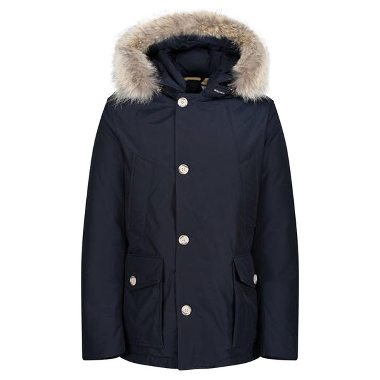 Woolrich WS Artic Anorak Blu