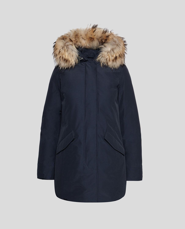 Woolrich WS Artic FR Blu Scuro