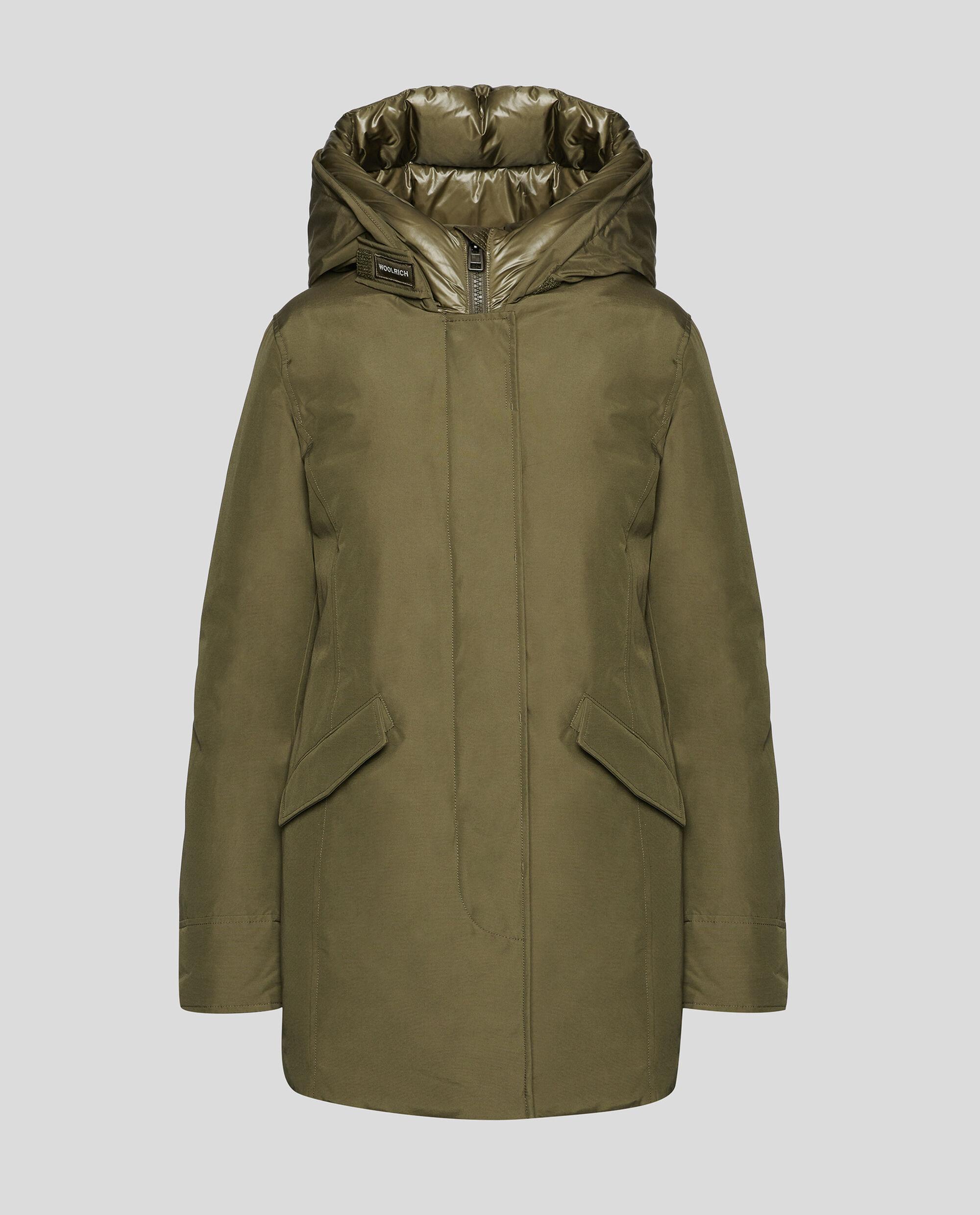 Woolrich WS Artic NF Verde Militare