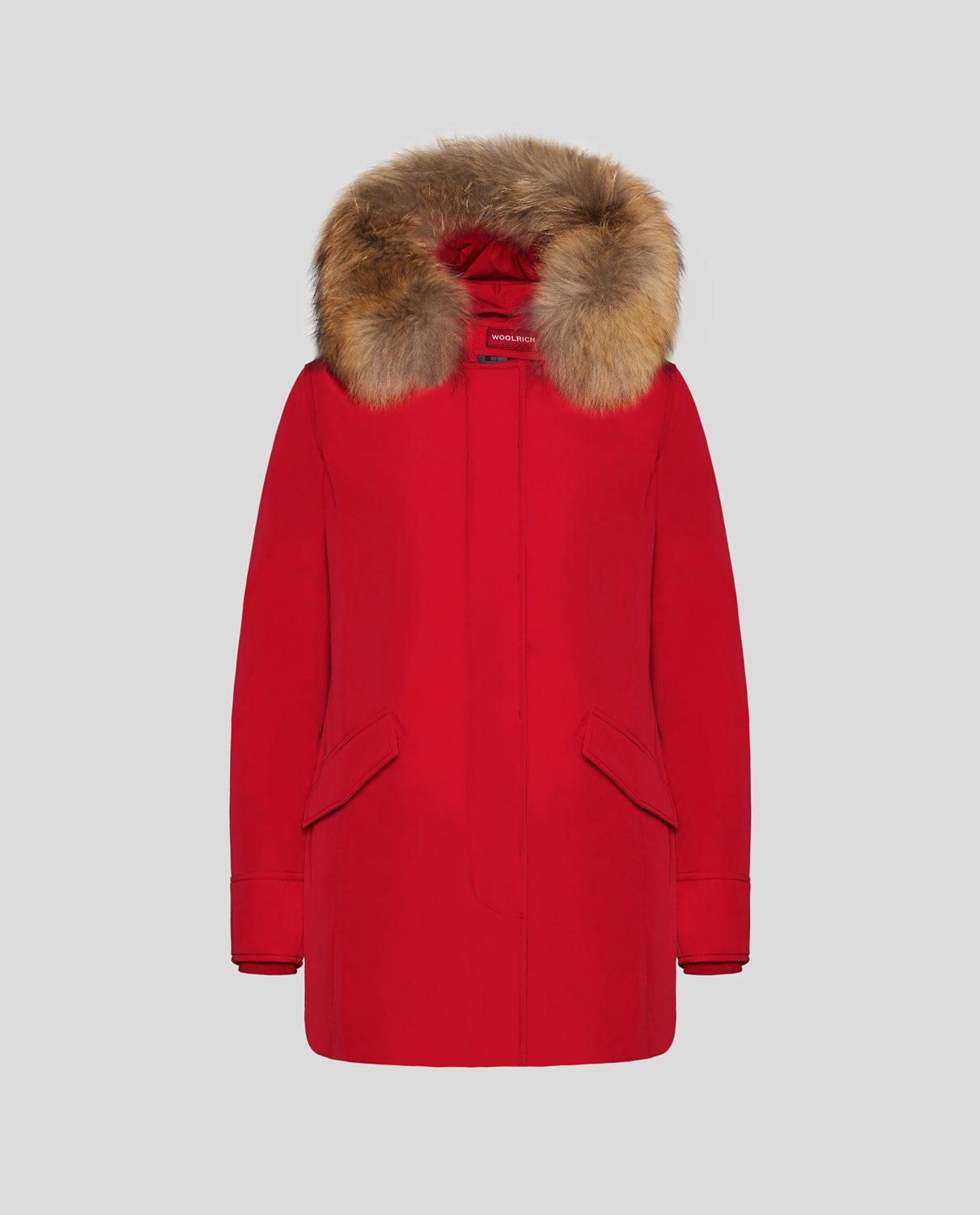 Woolrich WS Luxury Arctic P Rosso