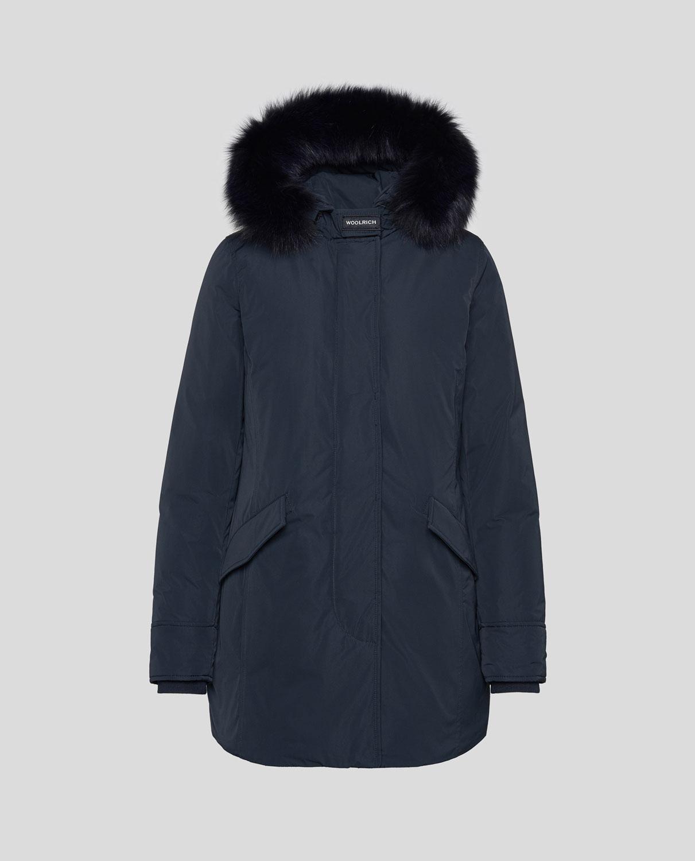 Woolrich WS Luxury Artic Fox Blu Notte