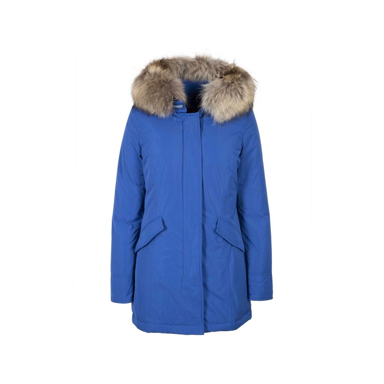 Woolrich WS Luxury Artic Parka Azzurro