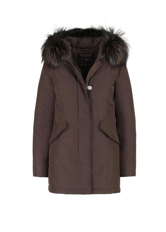 Woolrich WS Luxury Artic Parka Marrone