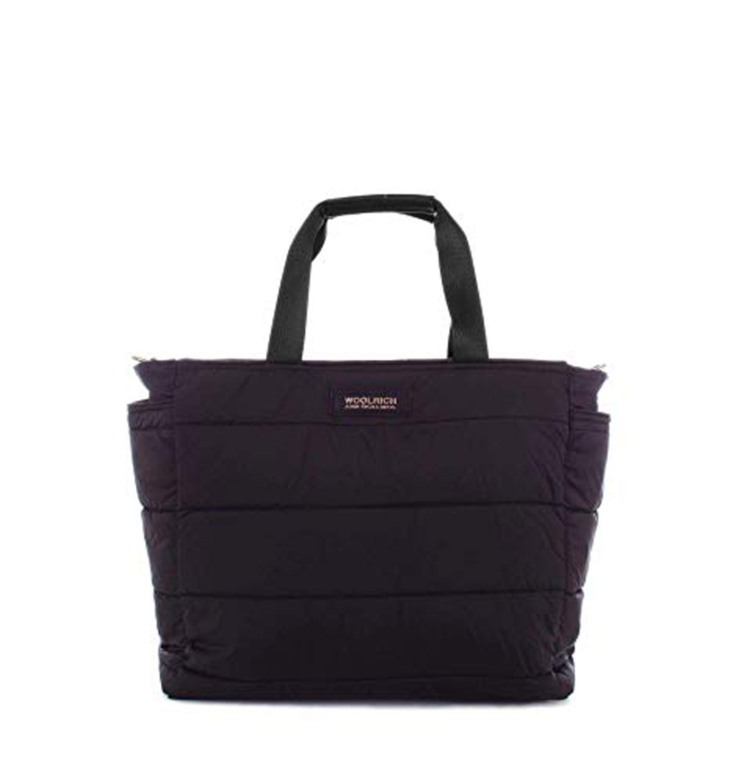 Woolrich Ws Puffer Bag Nero