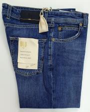 Jeans Briglia Ribot-c689 lavaggio medio