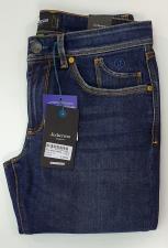Jeans Jeckerson Senza Toppa Blu scuro usato
