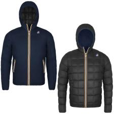 Kway Jacques Thermo Plus Double Blu Nero