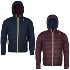 Kway Jacques Thermo Plus Double Blu Rossa