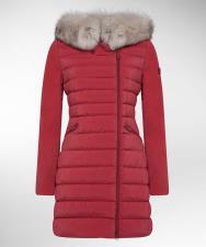 Peuterey Seriola ML 03 Fur Rosso Pompeiano