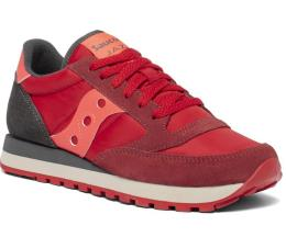 Saucony Donna Jazz Original High Risk Red Vizigoral