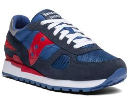 Saucony Uomo Jazz Original Denim High RIsk Red