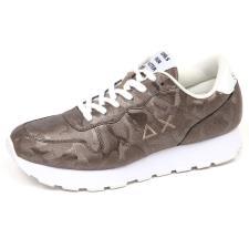 SUN68 Donna Sneaker Camouflage Mud