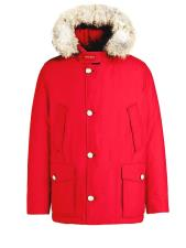 Woolrich Artic Anorak Rosso