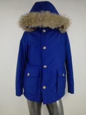 Woolrich WS Artic Anorak Blu Chiaro